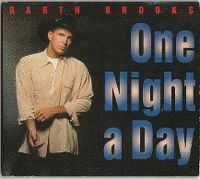 Cover Garth Brooks - One Night A Day