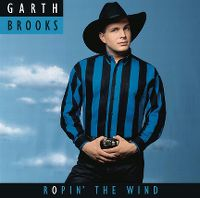 Cover Garth Brooks - Ropin' The Wind