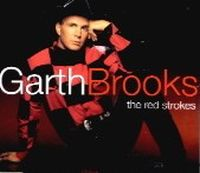 Cover Garth Brooks - The Red Strokes