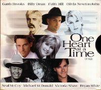 Cover Garth Brooks - Billy Dean - Faith Hill - Olivia Newton-John - Neal McCoy - Michael McDonald - Victoria Shaw - Bryan White - One Heart At A Time