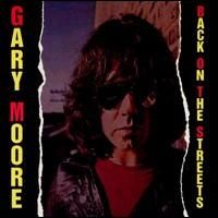 Cover Gary Moore - Back On The Streets