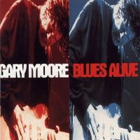 Cover Gary Moore - Blues Alive