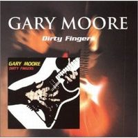 Cover Gary Moore - Dirty Fingers