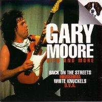 Cover Gary Moore - Hits And More