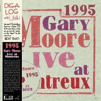 Cover Gary Moore - Live At Montreux 1995