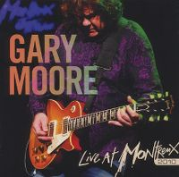 Cover Gary Moore - Live At Montreux 2010