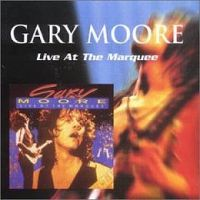 Cover Gary Moore - Live At The Marquee