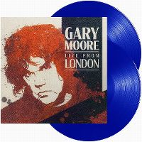 Cover Gary Moore - Live From London