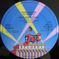 Cover Gary Moore - Nuclear Attack