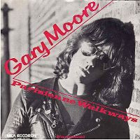 Cover Gary Moore - Parisienne Walkways