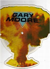 Cover Gary Moore - Shapes Of Things