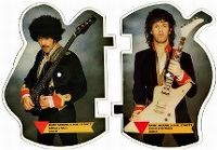 Cover Gary Moore / Phil Lynott - Out In The Fields