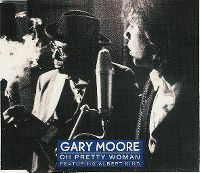 Cover Gary Moore feat. Albert King - Oh Pretty Woman
