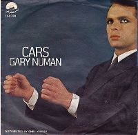 Cover Gary Numan - Cars