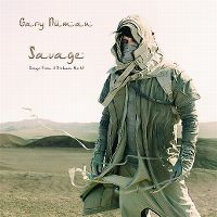 Cover Gary Numan - Savage (Songs From A Broken World)