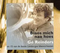 Cover Gé Reinders - Blaos mich nao hoes
