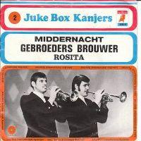 Cover Gebroeders Brouwer - Middernacht