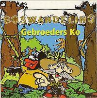 Cover Gebroeders Ko - Boswandeling