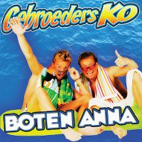 Cover Gebroeders Ko - Boten Anna