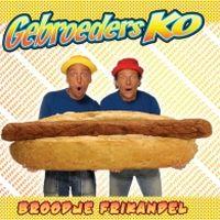 Cover Gebroeders Ko - Broodje frikandel