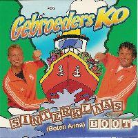 Cover Gebroeders Ko - Sinterklaas boot (Boten Anna)