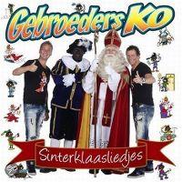 Cover Gebroeders Ko - Sinterklaasliedjes