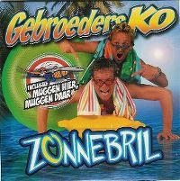 Cover Gebroeders Ko - Zonnebril