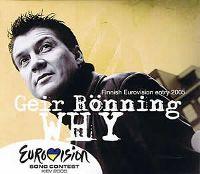 Cover Geir Rönning - Why