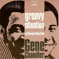 Cover Gene Chandler - Groovy Situation