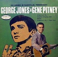 Cover Gene Pitney & George Jones - George Jones & Gene Pitney