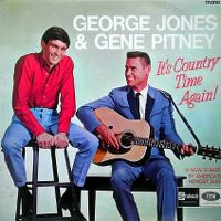 Cover Gene Pitney & George Jones - It's Country Time Again!