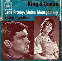 Cover Gene Pitney & Melba Montgomery - King And Queen