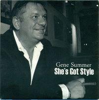 Cover Gene Summer - She's Got Style