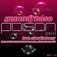 Cover General Base feat. Claudja Barry - Poison 2k11