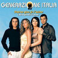 Cover Generazione Italia - Parce que je t'aime