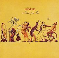 Cover Genesis - A Trick Of The Tail