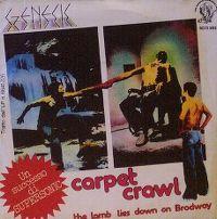 Cover Genesis - Carpet Crawl