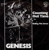 Cover Genesis - Counting Out Time