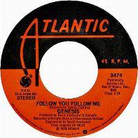 Cover Genesis - Follow You Follow Me