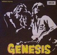 Cover Genesis - In The Beginning