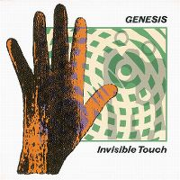 Cover Genesis - Invisible Touch