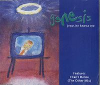 Cover Genesis - Jesus He Knows Me