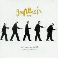 Cover Genesis - Live - The Way We Walk Volume One: The Shorts