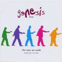 Cover Genesis - Live - The Way We Walk Volume Two: The Longs