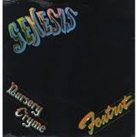 Cover Genesis - Nursery Cryme / Foxtrot