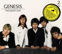 Cover Genesis - The Silent Sun (White Collection)