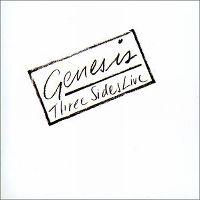 Cover Genesis - Three Sides Live