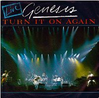 Cover Genesis - Turn It On Again (Live)