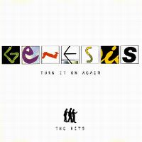 Cover Genesis - Turn It On Again - The Hits