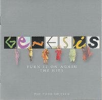 Cover Genesis - Turn It On Again - The Hits: The Tour Edition
